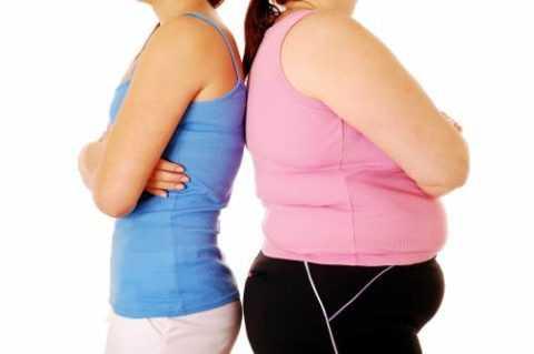 Пациенты с разными типами диабета различаются по своему телосложению