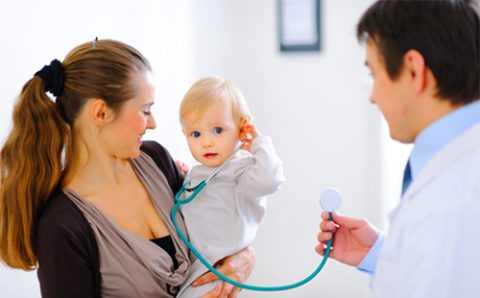 Педиатр даст указания, что предпринять при получении анализа со следами глюкозы