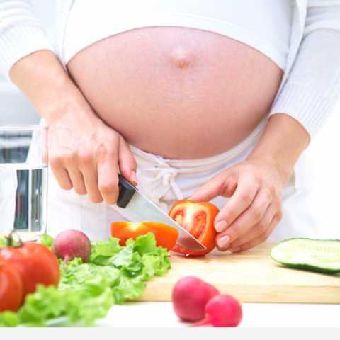 Питание – важная основа беременности