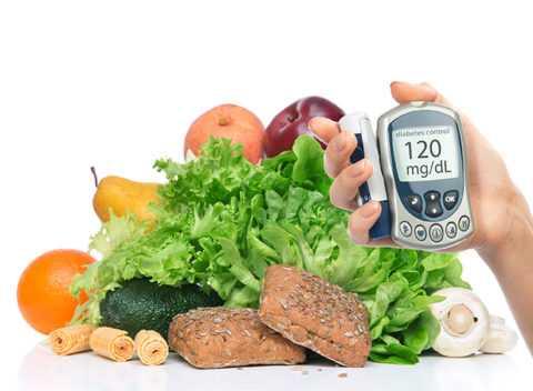 Питание играет ключевую роль в контроле над уровнем глюкозы у пациента с СД.
