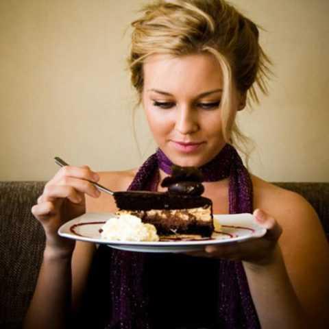 Питание простыми углеводами вызывает подъем глюкозы