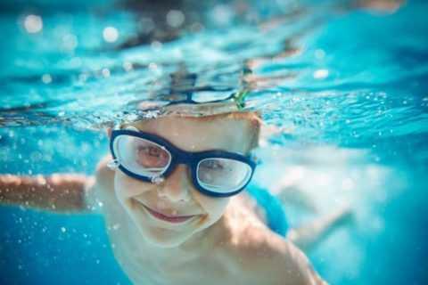 Плавание (в компании)
