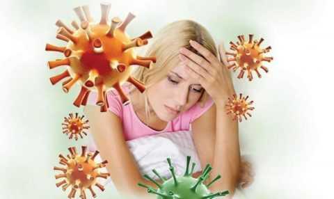 Почему снижается иммунитет.