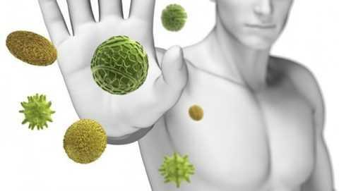 Повышение иммунитета.