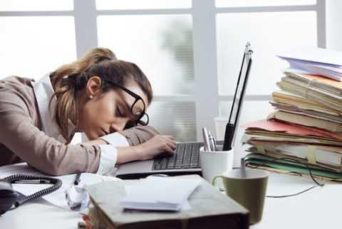 Повышенная утомляемость как признак болезни.