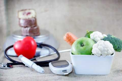 Правильная обработка пищи при патологии эндокринной системы