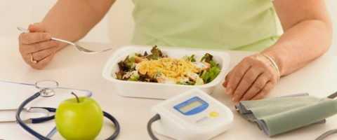 Правильное питание – залог здоровья и качества жизни диабетика.