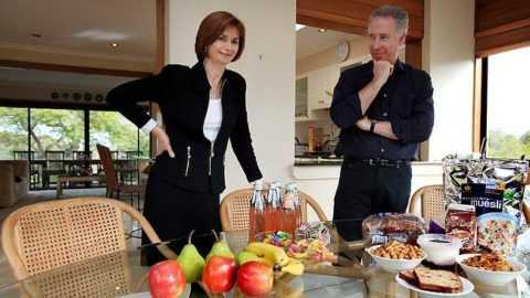 Правильное питание залог здоровья и молодости. На фото – 59 летняя Дж. Бранд-Миллер