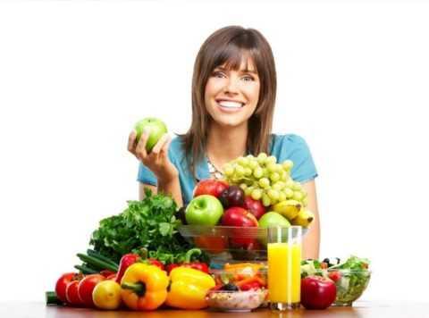 Предпочтение нужно отдавать овощам с низким гликемическим индексом.