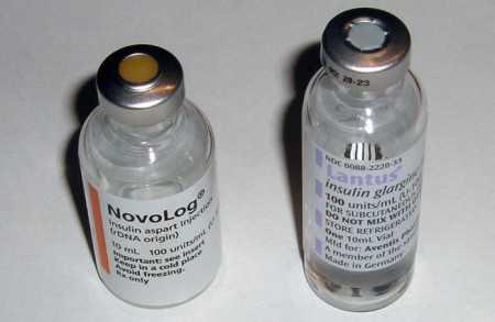 Препараты короткого и длительного действия при диабете
