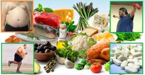 Прежде, чем пить лекарства, надо сесть на диету и заняться физкультурой