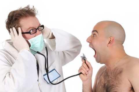 При диагностике врач учитывает все симптомы и использует тесты (опросники)