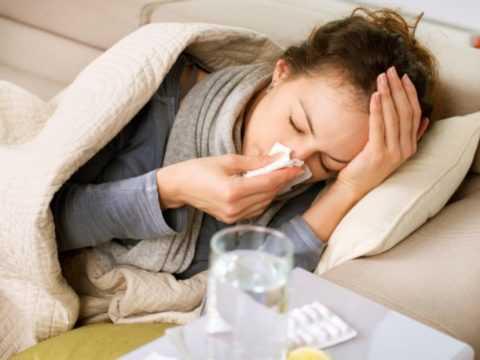 При наличии предрасположенности запустить развитие СД может банальная простуда