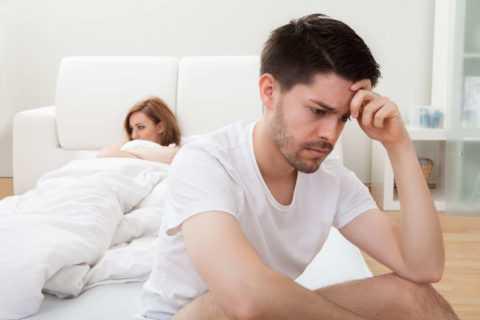 При проявлении первых признаков эректильной дисфункции следует обратиться к специалисту.