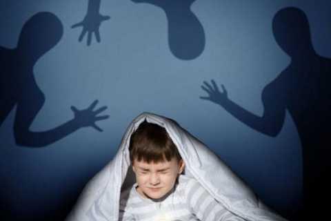 При синдроме Самоджи, выспаться мешают кошмарные сновидения