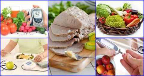 При соблюдении низко-углеводной диеты необходим контроль уровня сахара в крови