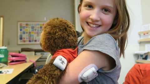 Применение такой инсулинотерапии для лечения диабета у детей высокоэффективно.