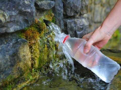 Природная минеральная вода – источник жизненной силы и крепкого здоровья.