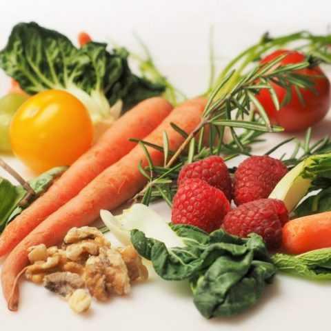 Продукты, разрешенные при диете