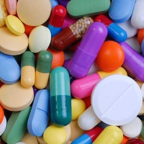 Различные медикаменты