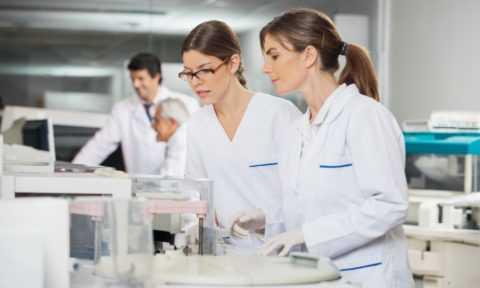 Результаты анализов, сделанных в разных лабораториях, могут отличаться друг от друга