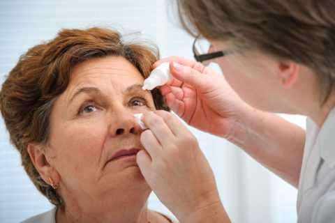 Риск возникновения ретинопатии повышается со временем