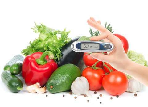 Роль правильного питания и диетических добавок к пище при диабете