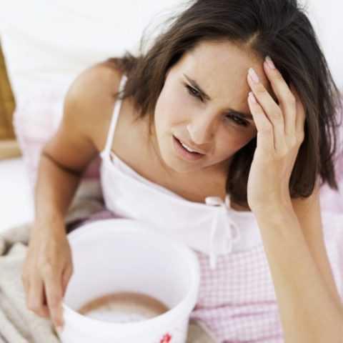 Рвота – опасный симптом для диабетика