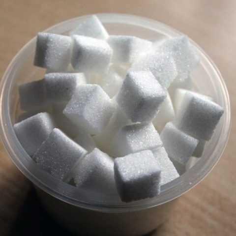 Сахар предотвратит первые признаки гипогликемии