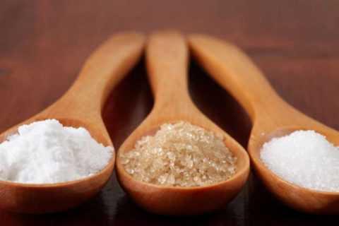 Сахароза, фруктоза и глюкоза – быстрые сахара, стремительно усваиваемые печенью