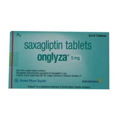 Саксаглиптин