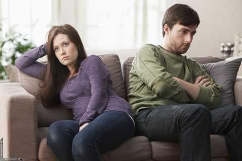 Семейные разногласия.