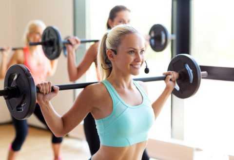 Силовая тренировка дает более долгосрочный эффект