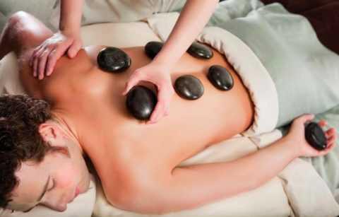 Стоунтерапия – лечение разогретыми минералами