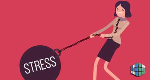Стресс – может стать причиной многих заболеваний