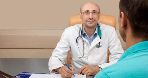 Своевременное обращение к врачу.