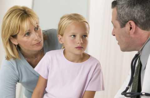 Такая форма болезни чаще диагностируется в детском возрасте