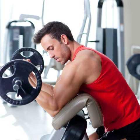 Тренировки понижают уровень глюкозы