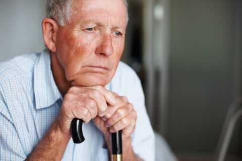 У пожилого человека имеется много предрасполагающих к диабету факторов