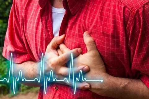 Учащенное сердцебиение является следствием сахарного диабета.