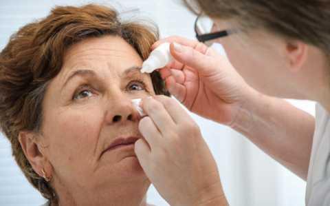 Ухудшение зрения при диабете говорит о прогрессировании заболевания.