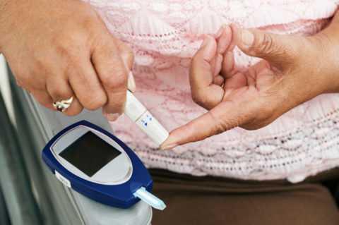 В группе риска женщины-диабетики.