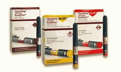 В комбинированных препаратах Хумалог дополнительно содержится 6 вспомогательных веществ