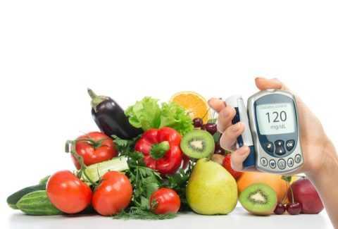В лечении СД важны не только препараты, но и диета