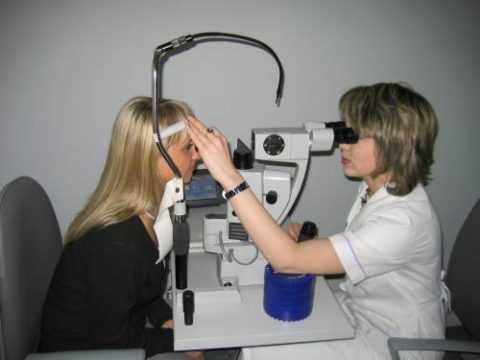 Важный метод диагностики - офтальмоскопия