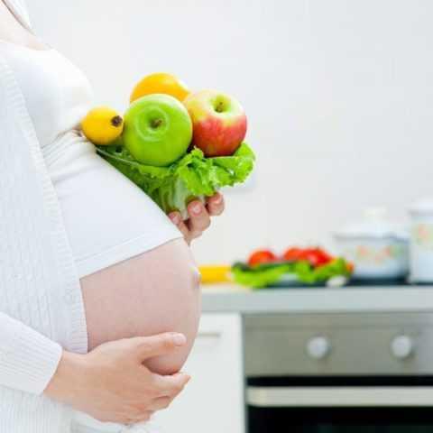 Витамины и минералы необходимы плоду для развития