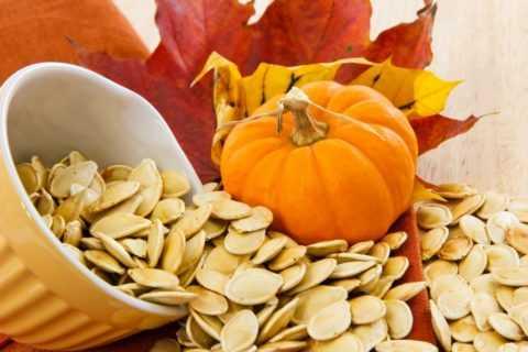 Вкусные семена помогут очистить организм и насытить его важными микроэлементами.