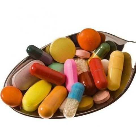 Запрет на противомикробные препараты