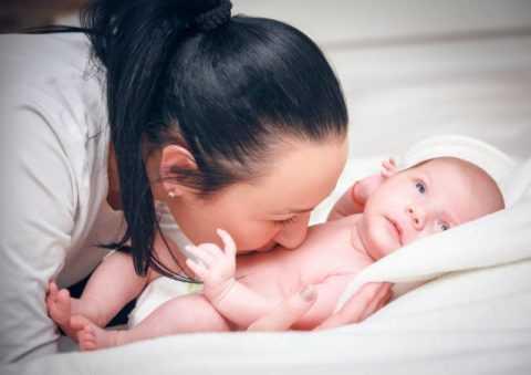 Здоровый младенец, рождённый на фоне ГСД – не повод расслабляться
