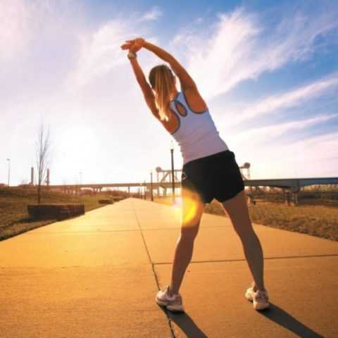 Здоровый образ жизни ведет к долголетию